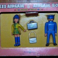 Airgam Boys: MISS AIRGAM AIRGAM BOYS AIRGAMBOYS PAREJA LINEAS AEREAS. Lote 27486340