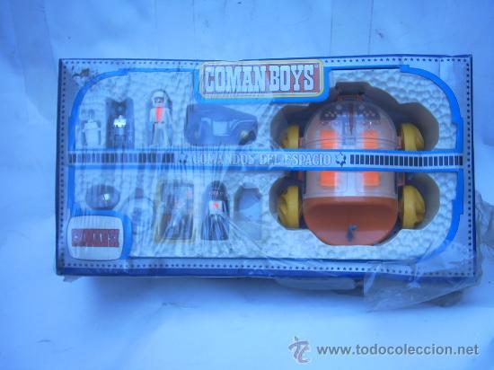 COMANBOYS-AIRGAMBOYS - NAVE ESPACIO (Juguetes - Figuras de Acción - Airgam Boys)
