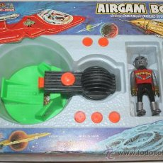 Airgam Boys: CAJA AIRGAMBOYS ESPACIAL 1980. Lote 27349131