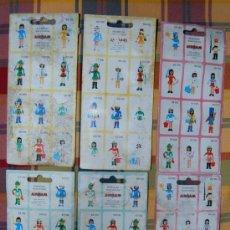Airgam Boys: LOTE CARTONES BLISTER MISS AIRGAM AIRGAMBOYS AIRGAM BOYS. Lote 26703241