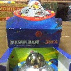 Airgam Boys: CAJA AIRGAMBOYS SPACE. Lote 25555628
