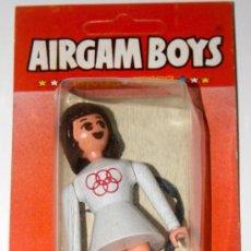 Airgam Boys: AIRGAMBOYS AIRGAM BOYS FIGURA EN BLISTER SERIE CIRCO- ORIGINAL AÑOS 7O. Lote 27464720