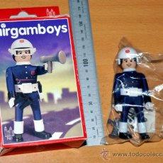 Airgam Boys: MUÑECO AIRGAMBOYS - COMISARIO DE POLICÍA - REFERENCIA 701 - NUEVO Y EN SU BOLSA ORIGINAL SIN ABRIR. Lote 32453813