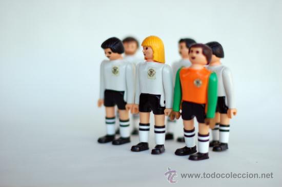 Airgam Boys: Selección Alemana de Fútbol de Airgamboys (Airgam Boys - Alemania). Muldial 82 - Foto 5 - 36335605