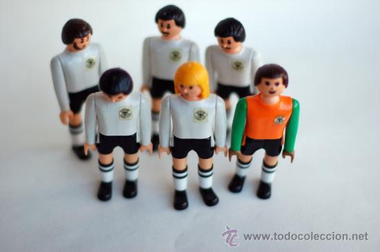 Airgam Boys: Selección Alemana de Fútbol de Airgamboys (Airgam Boys - Alemania). Muldial 82 - Foto 6 - 36335605