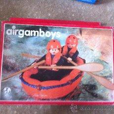 Airgam Boys: CAJA AIRGAMBOYS. Lote 36123535