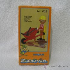 Airgam Boys: ZOOLAND REF 702 DE AIRGAN. Lote 36152849