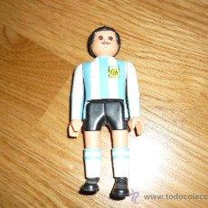 Airgam Boys: AIRGAMBOYS BOYS JUGADOR FUTBOL ARGENTINA Nº 8 PIES PERFECTOS . Lote 36563127