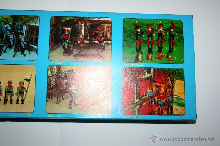 Airgam Boys: CAJA AIRGAMBOYS CANOAS INDIAS - ORIGINAL AÑOS 70, NUEVA A ESTRENAR - Foto 5 - 145521612