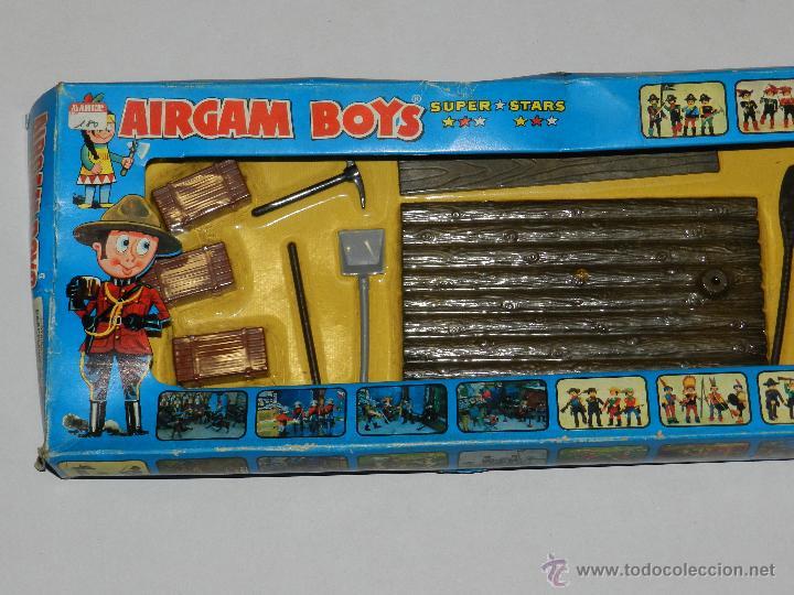 Airgam Boys: (M) AIRGAM BOYS REF 00031 1 BALSA , SUPER STAR , BUEN ESTADO , PEQUEÑAS ROTURITAS EN CAJA - Foto 2 - 42247379