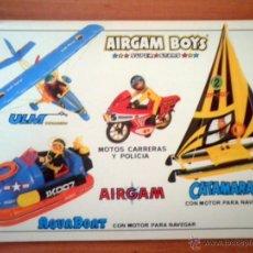 Airgam Boys: CARTA DE REYES AIRGAM BOYS AIRGAMBOYS COMICS.. Lote 110249758