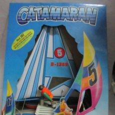 Airgam Boys: AIRGAM BOYS, CATAMARAN, REF 107, EN CAJA. CC. Lote 44264457
