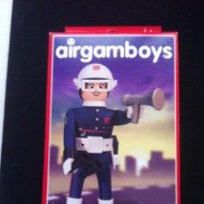 Airgam Boys: AIRGAMBOYS. EN CAJA. COMISARIO DE POLICIA. SIN ABRIR. Lote 47036208