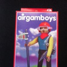 Airgam Boys: AIRGAMBOYS. EN CAJA. ESCALADOR MONTAÑERO. SIN ABRIR. Lote 47036219