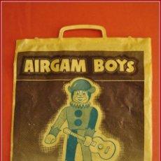 Airgam Boys: AIRGAM BOYS AIRGAMBOYS - BOLSA SERIE CIRCO - PROBABLEMENTE 1979. Lote 49528213