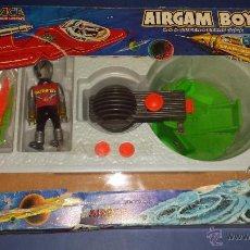 Airgam Boys: AIRGAM BOYS SPACE LANZA DISCOS. Lote 52963212