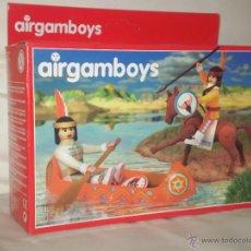 Airgam Boys: AIRGAMBOYS INDIOS AIRGAM BOYS NUEVO DESCATALOGADO REEDICION. Lote 206816426