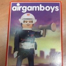 Airgam Boys: COMISARIO DE POLICÍA AIRGAMBOYS. Lote 53944713