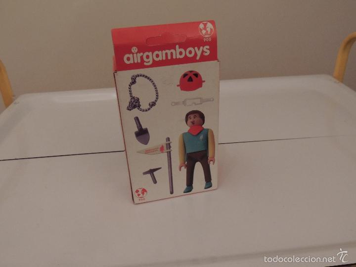 Airgam Boys: AIRGAMBOYS ESCALADOR - Foto 2 - 56317698