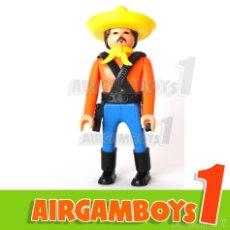Airgam Boys: AIRGAM BOYS MEXICO MEJICANO SOMBRERO AMARILLO. Lote 57123662