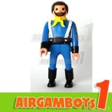 Airgam Boys: AIRGAM BOYS NORDISTA - SÉPTIMO DE CABALLERÍA SARGENTO. Lote 57147107