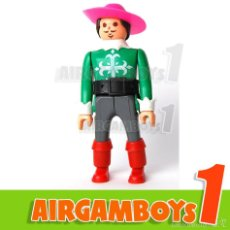 Airgam Boys: AIRGAM BOYS MOSQUETERO VERDE. Lote 57177236