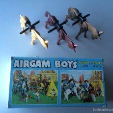 Airgam Boys: CABALLOS AIRGAM BOYS REF 0001. Lote 112775643