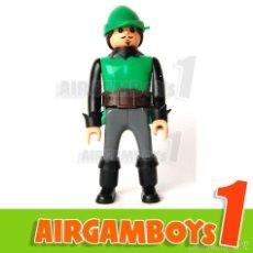Airgam Boys: AIRGAM BOYS ROBIN HOOD GORRO VERDE 2. Lote 57303767