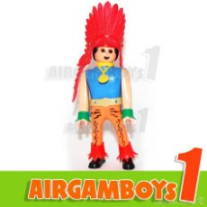 Airgam Boys: AIRGAM BOYS SERIE OESTE GRAN JEFE INDIO 2. Lote 57366023