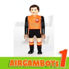 Airgam Boys: AIRGAM BOYS FUTBOLISTA MUNDIAL 82 ESPAÑA PORTERO. Lote 57540659