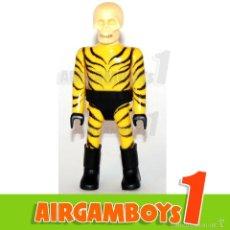 Airgam Boys: AIRGAM BOYS AIRGAM COMICS SUPER DIABOLIC - BAD TIGER CON CABEZA SKELETOR. Lote 57617976