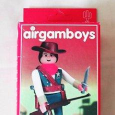 Airgam Boys: AIRGAM BOYS - VAQUERO / OESTE / FAR WEST --- SHERIFF. Lote 57684822
