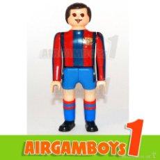 Airgam Boys: AIRGAM BOYS FUTBOLISTA FC BARCELONA BARÇA 3. Lote 57692046