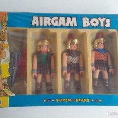Airgam Boys: SET AIRGAM BOYS/ROMANOS.. Lote 58292186
