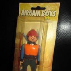 Airgam Boys: AIRGAM BOYS REF. 11100 ~ ROBIN HOOD ~ NUEVO,A ESTRENAR ~ LEER!!. Lote 58498768
