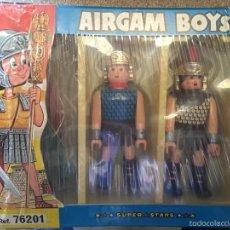 Airgam Boys: CAJA AIRGAMBOYS SÚPER STAR. Lote 58648967