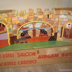 Airgam Boys: AIRGAM BOYS CASTILLO REFERENCIA 00102 ORIGINAL NUEVO CON CAJA. Lote 58649234