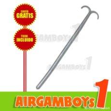 Airgam Boys: ¡¡¡ ENVÍO GRATIS !!! AIRGAMBOYS AIRGAM GANCHO PIRATA ¡¡¡ TODO INCLUÍDO !!!. Lote 61687512