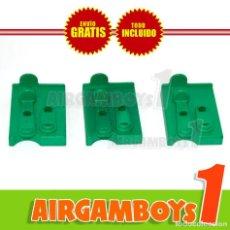 Airgam Boys: ¡¡¡ ENVÍO GRATIS !!! AIRGAMBOYS AIRGAM TRES PEANAS SERIE FÚTBOL ¡¡¡ TODO INCLUÍDO !!!. Lote 61918440