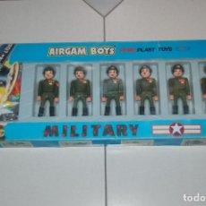 Airgam Boys: CAJA AIRGAM BOYS MILITARY PYROPLAST. Lote 66817662