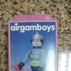 Airgam Boys: AIRGAMBOYS JEFE DE BOMBEROS. Lote 67146365