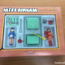 Airgam Boys: CAJA MISS AIRGAM BOYS COCINA AIRGAMBOYS CAJA AGRIETADA. Lote 69360993