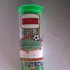 Airgam Boys: MINI AIRGAM BOYS AIRGAMBOYS FUTBOL FUTBOLISTAS REAL MADRID DEPORTIVO CORUÑA EN TUBO COMANSI. NUEVO!. Lote 72300949