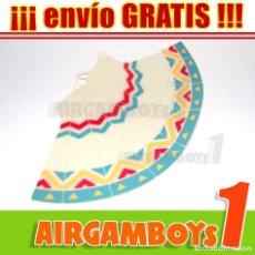 Airgam Boys: ¡¡¡ ENVÍO GRATIS !!! AIRGAMBOYS AIRGAM LOTE ACCESORIOS 3 TIENDA INDIA ¡¡¡ ENVÍO GRATIS !!!. Lote 78205573