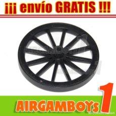 Airgam Boys: ¡¡¡ ENVÍO GRATIS !!! AIRGAMBOYS AIRGAM LOTE ACCESORIOS 5 RUEDA CARAVANA OESTE ¡¡¡ ENVÍO GRATIS !!!. Lote 78205985
