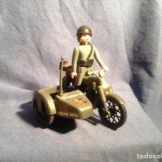 Airgam Boys: AIRGAM BOYS MOTO SIDECAR AMERICANO AIRGAMBOYS. Lote 80890340