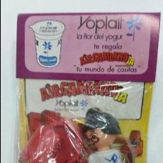 Airgam Boys: AIRGAM BOYS DE YOPLAIT AIRGAMLANDIA PROMOCION. Lote 82871756