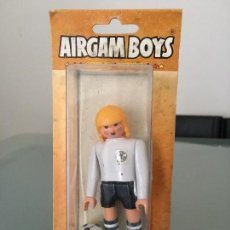 Airgam Boys: AIRGAM BOYS FÚTBOL ALEMANIA BLISTER REF 32. AIRGAMBOYS MUNDIAL ESPAÑA 1982 ALEMÁN.. Lote 83485796