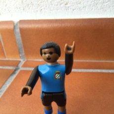 Airgam Boys: FUTBOLISTA PORTERO ESPAÑOL AIRGAM BOYS AIRGAMBOYS THOMAS N'KONO. Lote 87610308