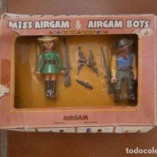 Airgam Boys: AIRGAM BOYS PISTOLEROS.. Lote 95070591